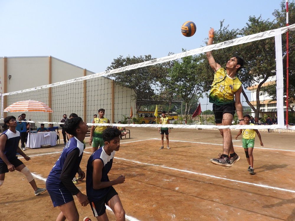 Sahodaya Samagam Interschool Volleyball Champainship-2019